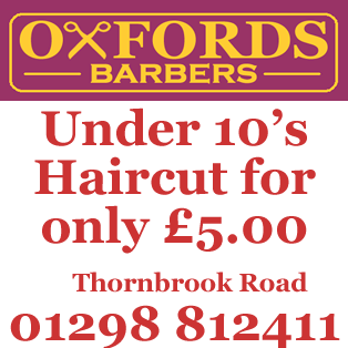 Oxfords Barbers Offer